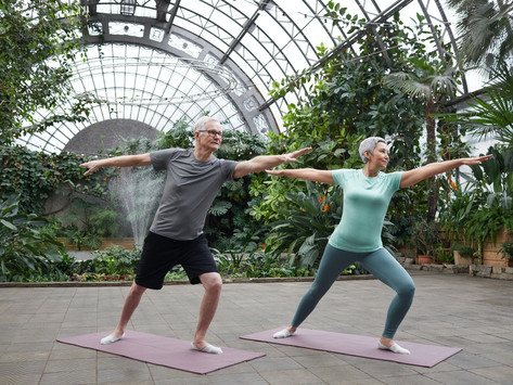 You can have freedom of movement even as you age!
