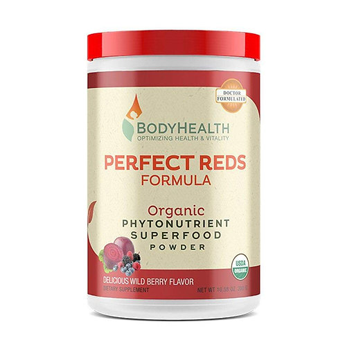 Perfect Reds Organic Phytonutrient Blend
