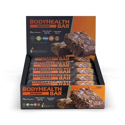 Brownie Body Health Bar