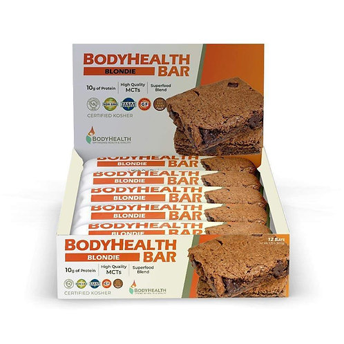 Blondie Body Health Bar