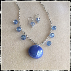 Simply Stated Drops Set- Cobalt