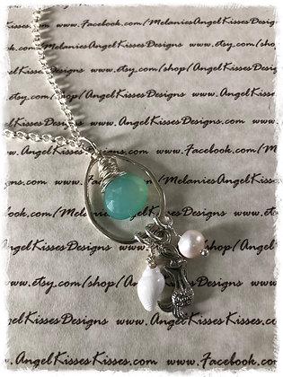 Mermaid Under the Sea Necklace