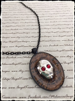Goth Collection - Skull N Rubies