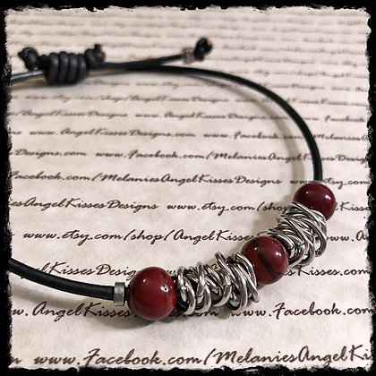 Chained Up- Apple Jasper