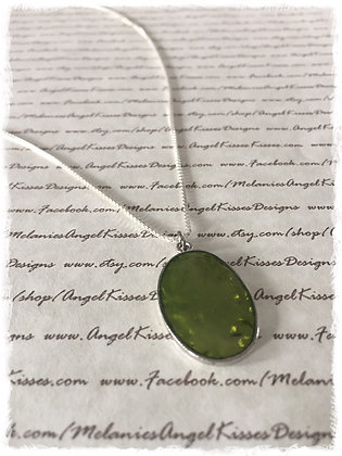 Simply Peridot Necklace