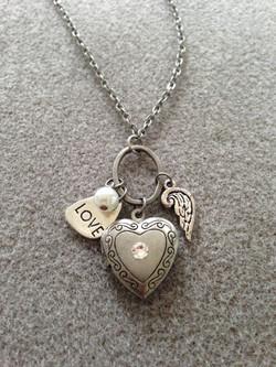 Love N Lockets - Sm Heart