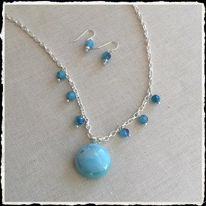 Simply Stated Drops- Turquoise