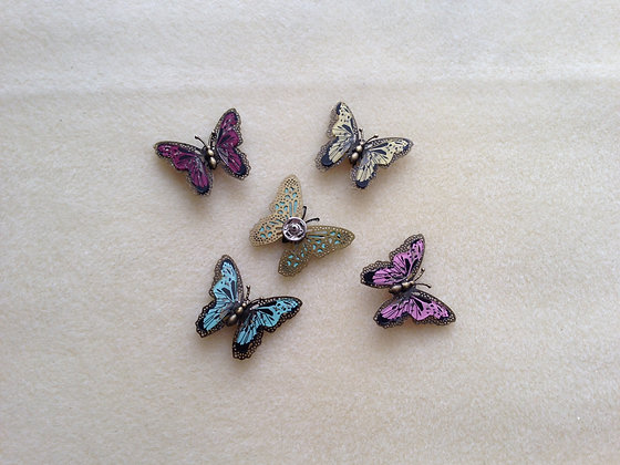 Butterfly Snaps