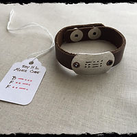 Say It In Morse Code Bracelet- BFF chubb