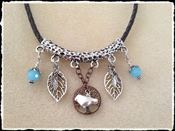 the Nature Collection- Tribal Tree Corded