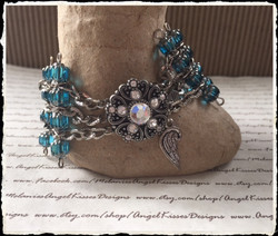 Chained Melody- Victorian Blue
