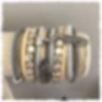 Boho Feathers Bracelet- Front.jpg