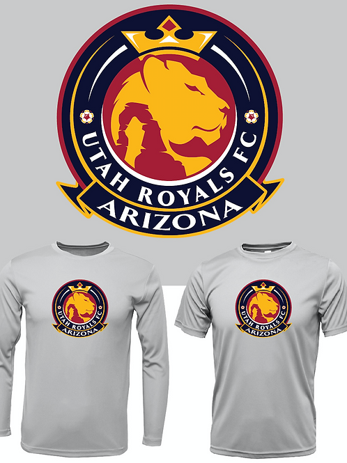 Utah Royals-AZ Tournament Performance Xtreme-Tek Shirt