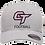 Thumbnail: Flex-Fit CT Football Logo Hat (Light Gray)
