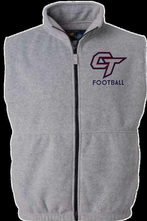 Cherokee Trail CT Fleece Full-Zip Vest