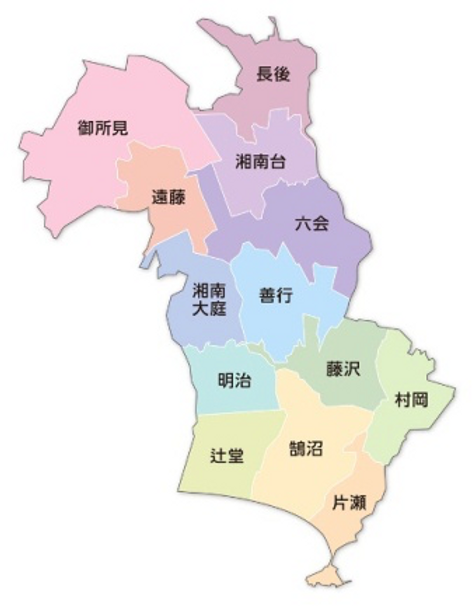 藤沢市地区