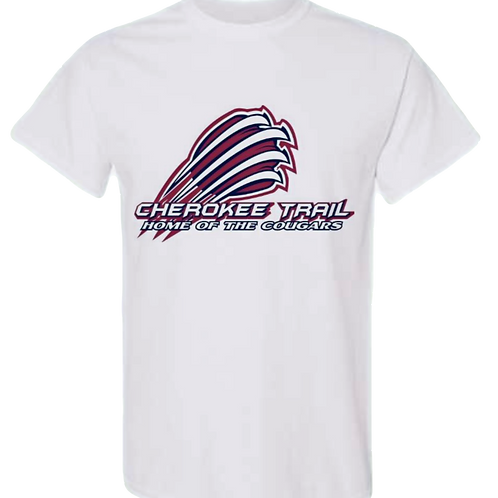 Cherokee Trail Official T-Shirt (White)