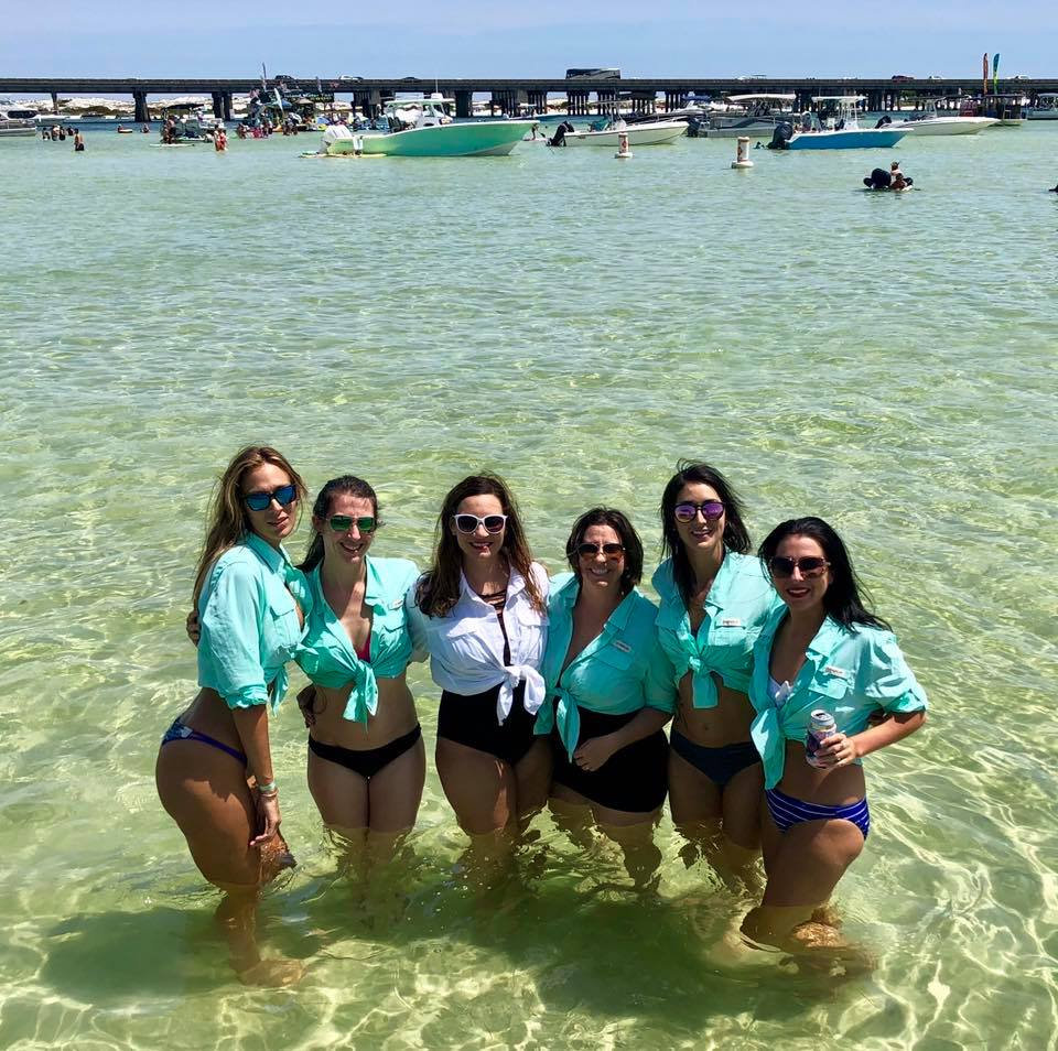 6 Hour Crab Island Trip