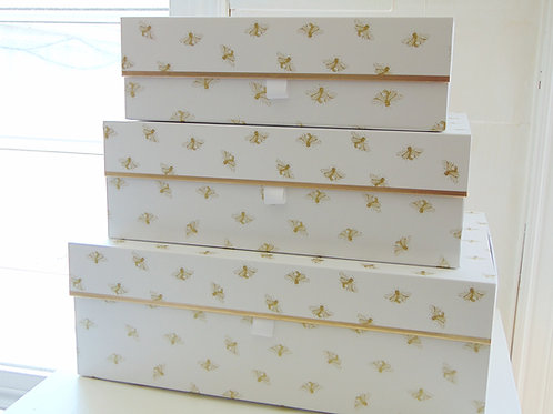 Honeybee Keepsake Gift Box