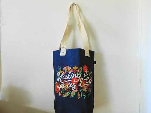 Super bloom Studio Tote