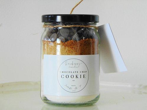Regular Chocolate Chip Cookie Dough Mix