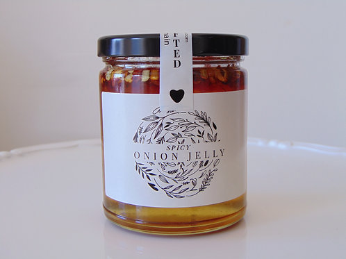 Wholesale Spicy Onion Jelly $4 WSP-MSRP $8