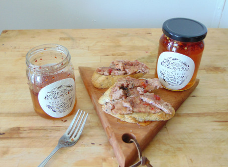 Our Amazing Spicy Onion Jelly!
