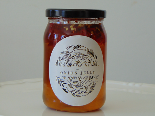 Spicy Onion Jelly