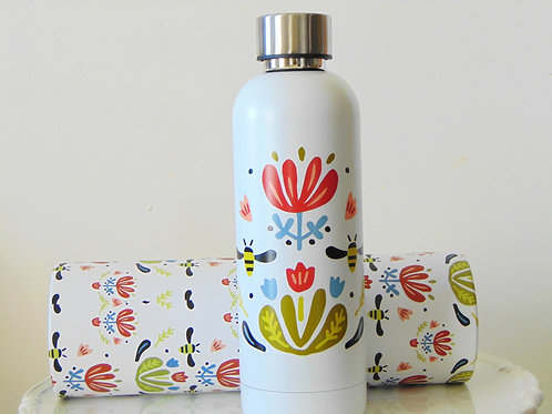 Frida Water Bottle
