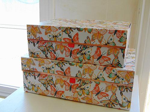 Butterfly Keepsake Gift Box