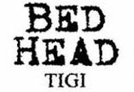 Bed Head Advert