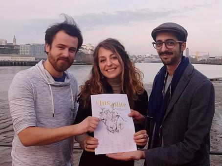 """[Plonger dans l'âme de...] Abia Dasein. A l'occasion de la naissance de la revue """"l'Insolite"""""""