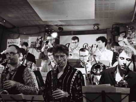 [Aux Petits Joueurs] Philippe Maniez. Le Jazz c'est mieux en Band!
