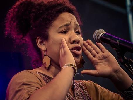 [Pourquoi Slamez-vous? 2020] Madeleine Adoumbou aka Fifamé, Lyon