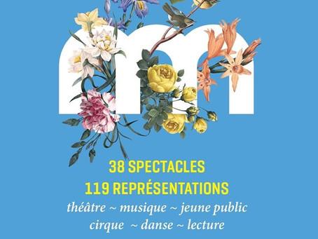 [Saison 2019/2020] Théâtre Montansier, Versailles. Un théâtre pour rêver par Geneviève Dichamp
