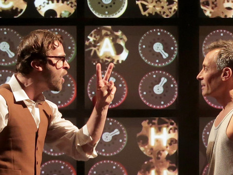 """[Théâtre] """"La Machine de Turing"""" de Benoit Solès. Formule magique"""