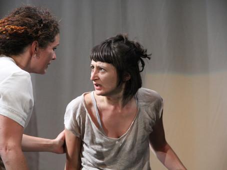 """[Théâtre] """"Antigone"""" de Anouilh par Régis Flores. Le #Théâtre ou le choix des mots"""