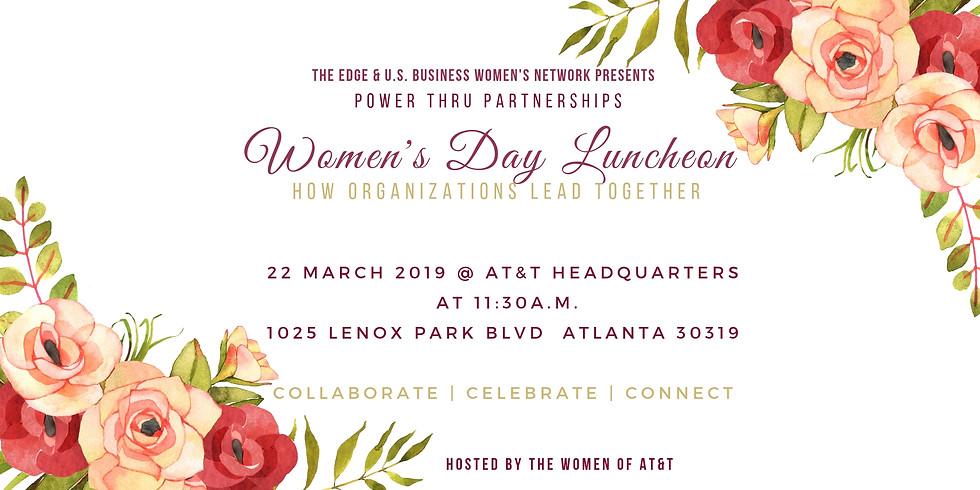 Power Through Partnerships Luncheon