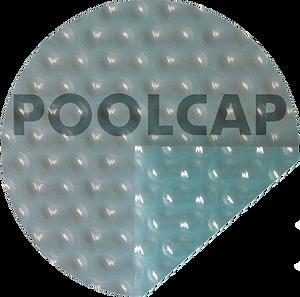 Solarfolie Pool 500 Micron transluzent geo bubble