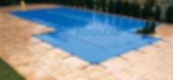 Winterabdeckung Sicherheitabdeckung Schutzabdeckung für den Pool