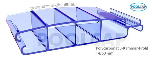 Poolabdeckung_Rolloabdeckung_14-60_mm_Profil kristallblau-transparent