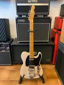 Fender Telecaster '52 Vintage Reissue Blonde Bigsby Japan