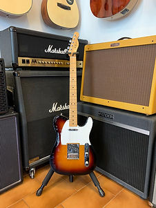 Fender Player Series Tele MN 3TS