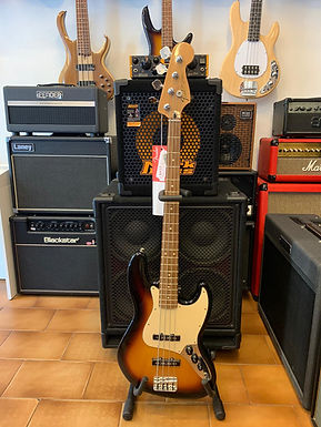 FENDER JAZZ BASS STANDARD MEXICO SB