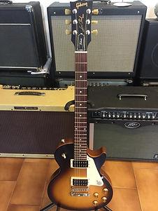 Gibson Les Paul Tribute Satin Tobacco Burst
