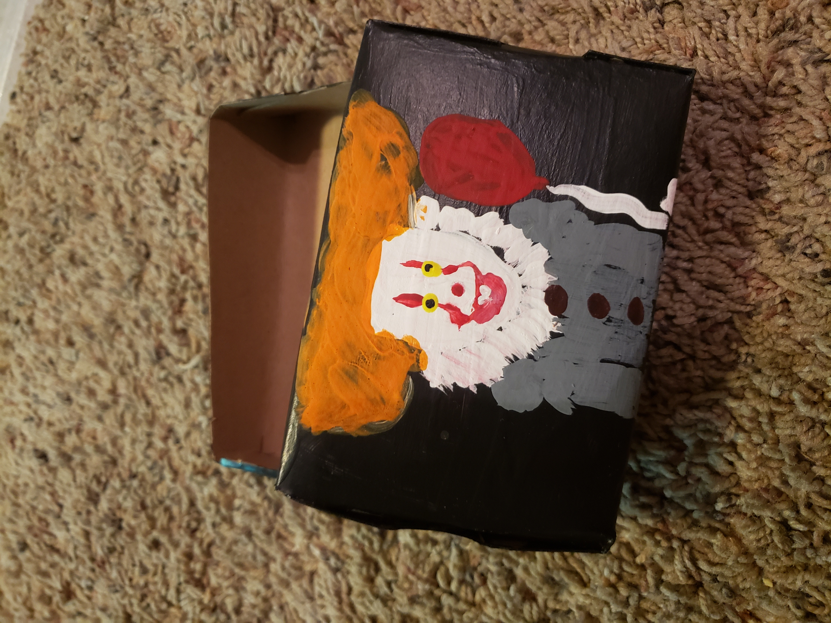 Pennywise Treasure Box by Audri McKenna