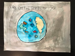 The Earth Brings Me Joy by Sophie Lambert