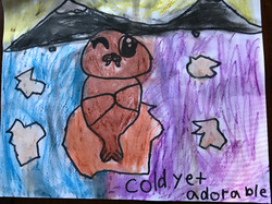 Cold Yet Adorable by Hannah Pate
