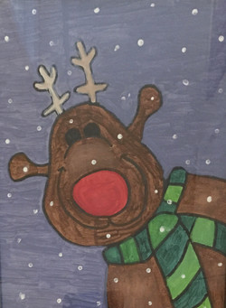 Rudolph by Gabby Montes