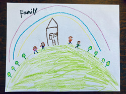 My Family by Jack Bell